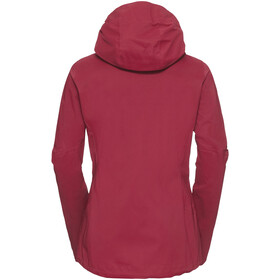 VAUDE W's Skarvan 2,5/3 Layer Jacket red cluster